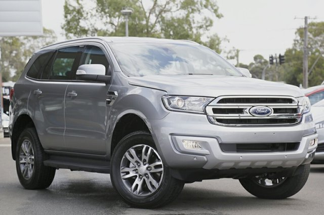 Discounted Demonstrator, Demo, Near New Ford Everest Trend, Narellan, 2016 Ford Everest Trend SUV