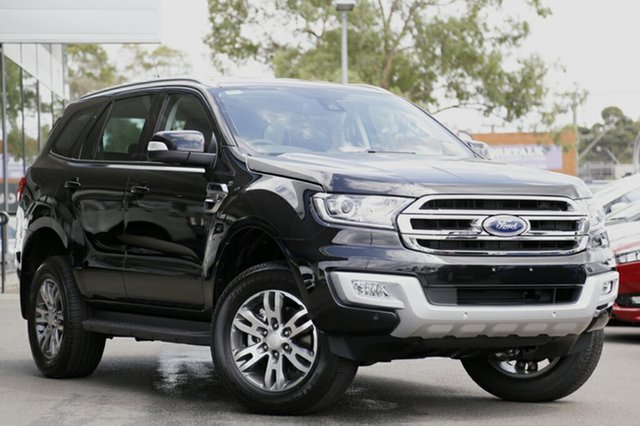 Discounted New Ford Everest Trend, Narellan, 2016 Ford Everest Trend SUV