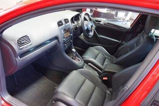 2011 Volkswagen Golf GTI DSG Hatchback.