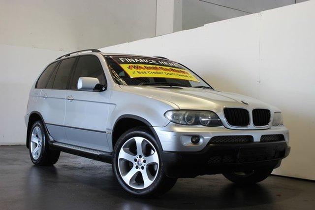 Used BMW X5 3.0D, Underwood, 2004 BMW X5 3.0D Wagon