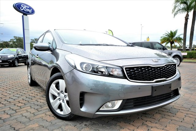 Discounted Demonstrator, Demo, Near New Kia Cerato S, Southport, 2016 Kia Cerato S Hatchback