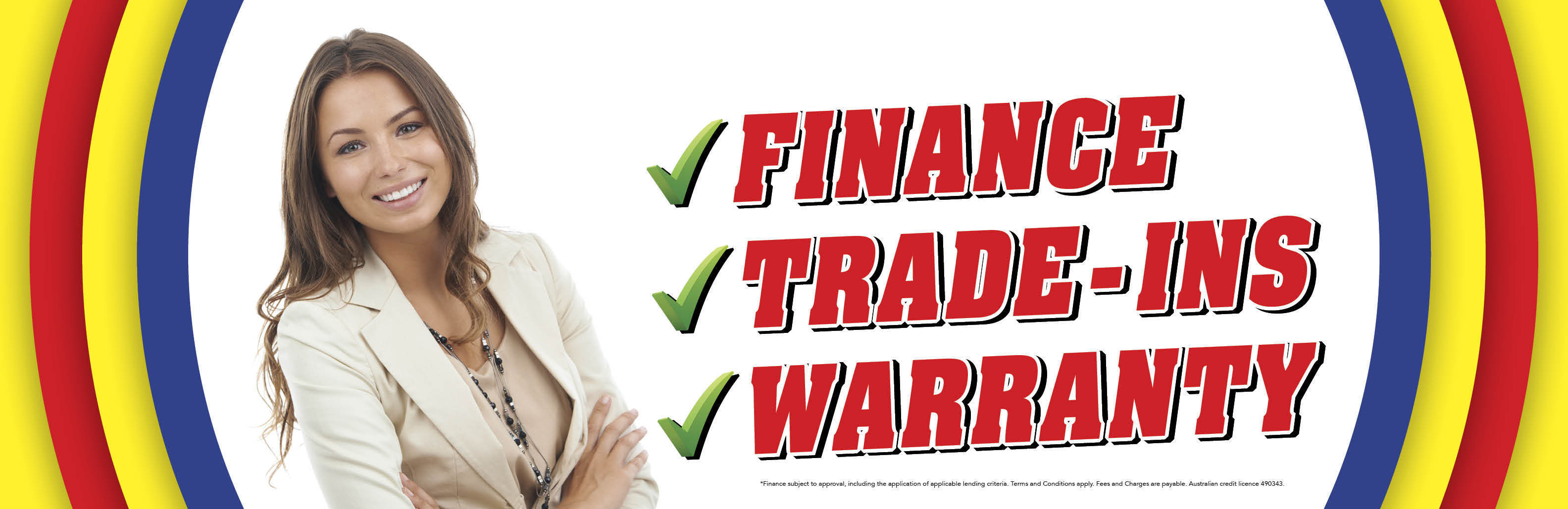 YES WE DO FINANCE, TRADE INS & WARRANTIES! Compare us before you Sign!