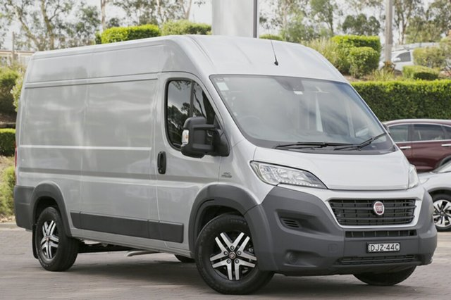 Discounted Demonstrator, Demo, Near New Fiat Ducato Mid Roof MWB Comfort-matic, Southport, 2015 Fiat Ducato Mid Roof MWB Comfort-matic Van