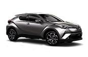 New Toyota C-HR, Toyotaways, Rockingham