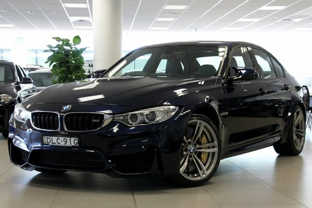 Used BMW M3, Brookvale, 2015 BMW M3 Sedan