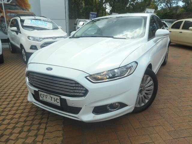 Used Ford Mondeo Trend PwrShift, Southport, 2015 Ford Mondeo Trend PwrShift Hatchback