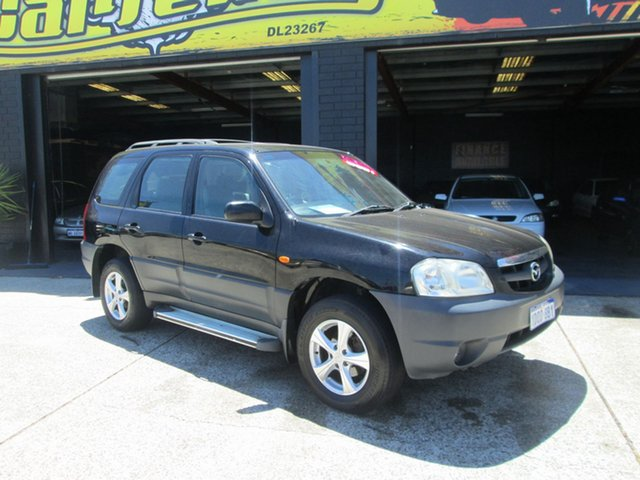 Used Mazda Tribute, O'Connor, 2004 Mazda Tribute Wagon
