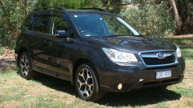 Used Subaru Forester 2.0D-S AWD, Queanbeyan, 2012 Subaru Forester 2.0D-S AWD Wagon