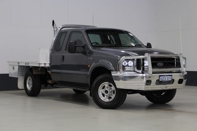 Used Ford F250 XLT (4x4), Bentley, 2005 Ford F250 XLT (4x4) Super Cab Pick-up