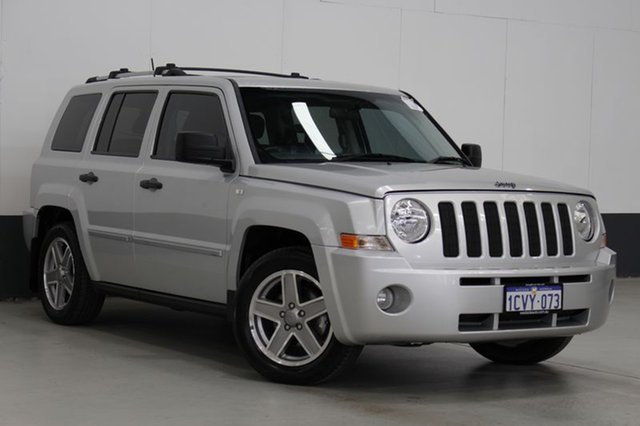 Used Jeep Patriot Limited, Bentley, 2008 Jeep Patriot Limited Wagon