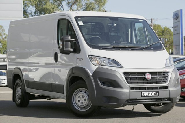 Discounted Used Fiat Ducato Low Roof MWB, Narellan, 2016 Fiat Ducato Low Roof MWB Van