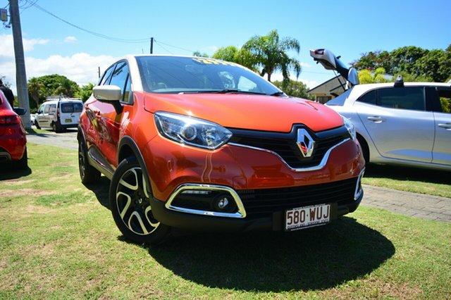 Discounted Demonstrator, Demo, Near New Renault Captur Dynamique EDC, Southport, 2015 Renault Captur Dynamique EDC SUV