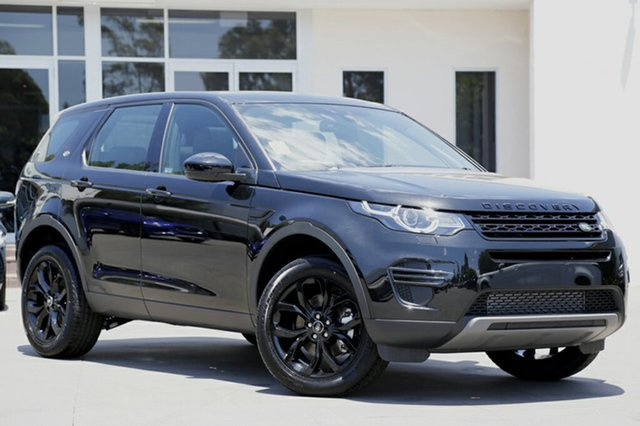 New Land Rover Discovery Sport Si4 SE, Narellan, 2016 Land Rover Discovery Sport Si4 SE SUV