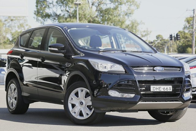 Demonstrator, Demo, Near New Ford Kuga Ambiente 2WD, Narellan, 2016 Ford Kuga Ambiente 2WD SUV