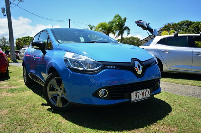 Discounted Demonstrator, Demo, Near New Renault Clio Expression EDC, Southport, 2016 Renault Clio Expression EDC Hatchback