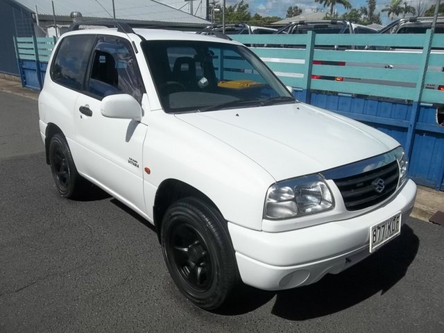 Used Suzuki Grand Vitara (4x4), North Rockhampton, 2000 Suzuki Grand Vitara (4x4) Hardtop