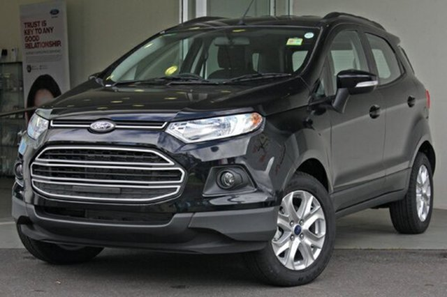 Demonstrator, Demo, Near New Ford Ecosport Trend PwrShift, Cheltenham, 2016 Ford Ecosport Trend PwrShift Wagon