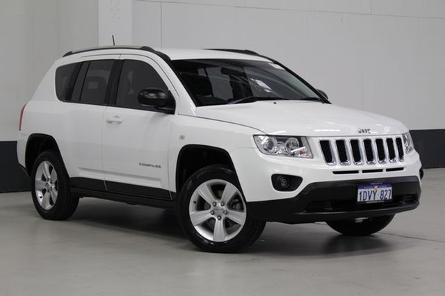 Used Jeep Compass Sport (4x2), Bentley, 2012 Jeep Compass Sport (4x2) Wagon