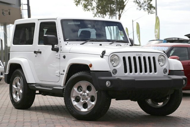 Discounted New Jeep Wrangler Overland, Southport, 2015 Jeep Wrangler Overland SUV