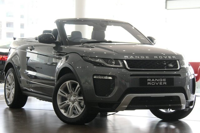 Discounted Land Rover Range Rover Evoque TD4 180 HSE Dynamic, Concord, 2016 Land Rover Range Rover Evoque TD4 180 HSE Dynamic Convertible