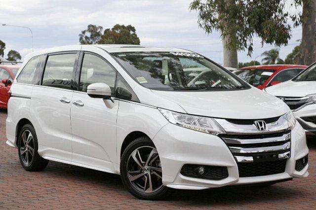 Discounted New Honda Odyssey VTi-L, Narellan, 2016 Honda Odyssey VTi-L Wagon
