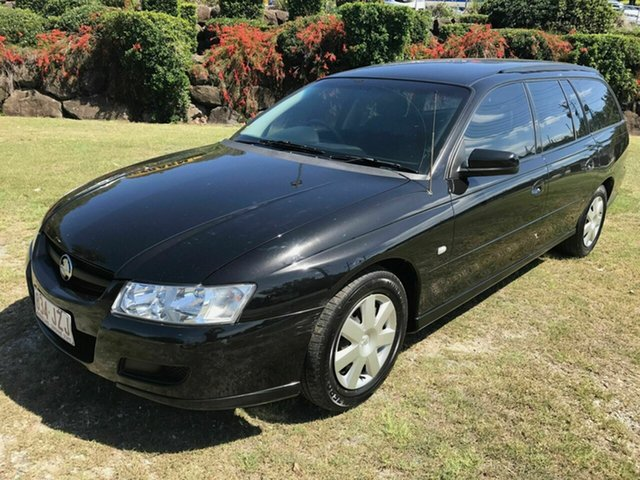 Used Holden Commodore Executive, Burleigh Heads, 2006 Holden Commodore Executive VZ MY06 Wagon