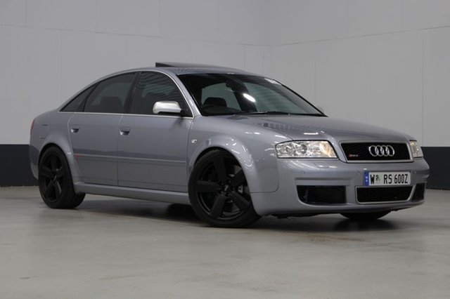 Used Audi RS6 Quattro, Bentley, 2003 Audi RS6 Quattro Sedan