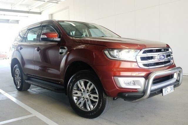 Used Ford Everest Trend, 2015 Ford Everest Trend UA Wagon