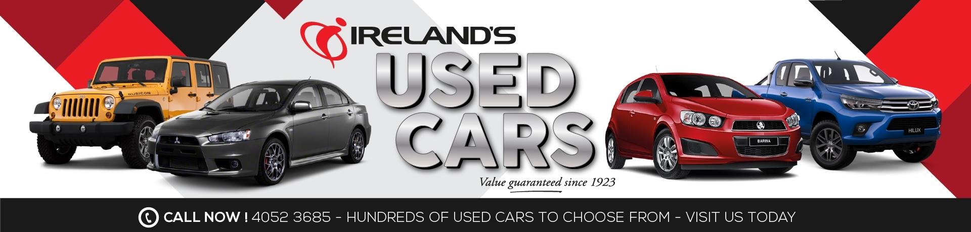 Ireland's Used Cars