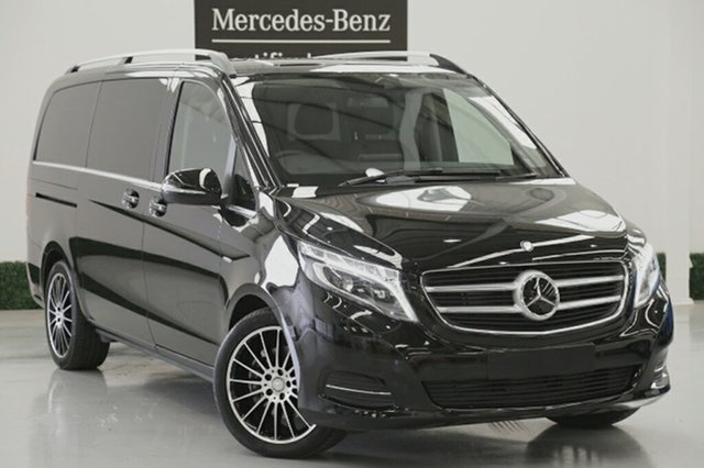 Used Mercedes-Benz V250 d 7G-TRONIC + Avantgarde, Narellan, 2016 Mercedes-Benz V250 d 7G-TRONIC + Avantgarde Wagon
