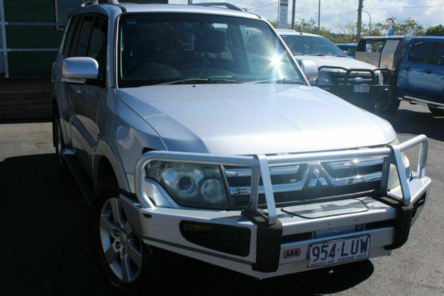 Used Mitsubishi Pajero VR-X, Tingalpa, 2006 Mitsubishi Pajero VR-X Wagon