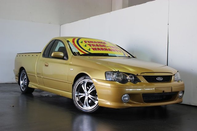 Discounted Used Ford Falcon XR6T, Underwood, 2005 Ford Falcon XR6T Utility