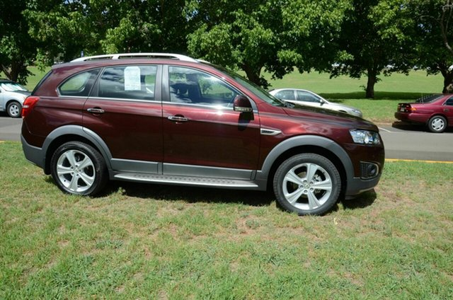 Used Holden Captiva 5 LTZ (AWD), Toowoomba, 2014 Holden Captiva 5 LTZ (AWD) Wagon