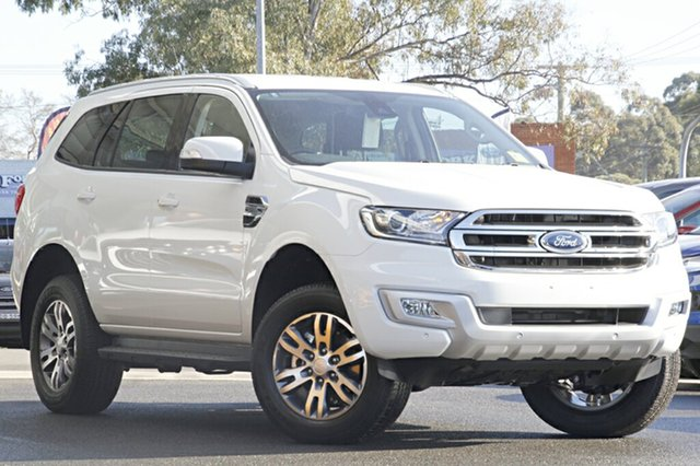 Demonstrator, Demo, Near New Ford Everest Trend, Narellan, 2016 Ford Everest Trend SUV