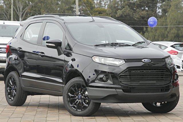 Discounted New Ford Ecosport Titanium PwrShift, Warwick Farm, 2016 Ford Ecosport Titanium PwrShift SUV