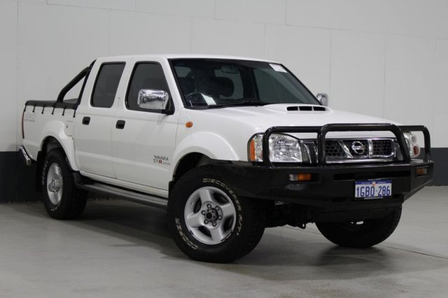 Used Nissan Navara ST-R (4x4), Bentley, 2012 Nissan Navara ST-R (4x4) Dual Cab Pick-up