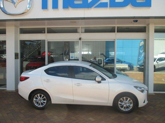 Discounted Demonstrator, Demo, Near New Mazda 2 Maxx SKYACTIV-Drive, Toowoomba, 2016 Mazda 2 Maxx SKYACTIV-Drive Sedan