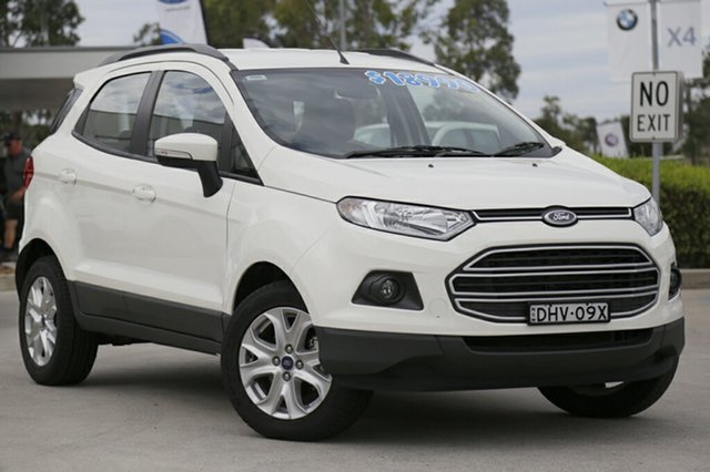 Discounted Demonstrator, Demo, Near New Ford Ecosport Trend PwrShift, Southport, 2016 Ford Ecosport Trend PwrShift Wagon