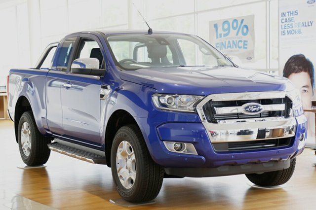 Discounted New Ford Ranger XLT Super Cab, Narellan, 2016 Ford Ranger XLT Super Cab Utility