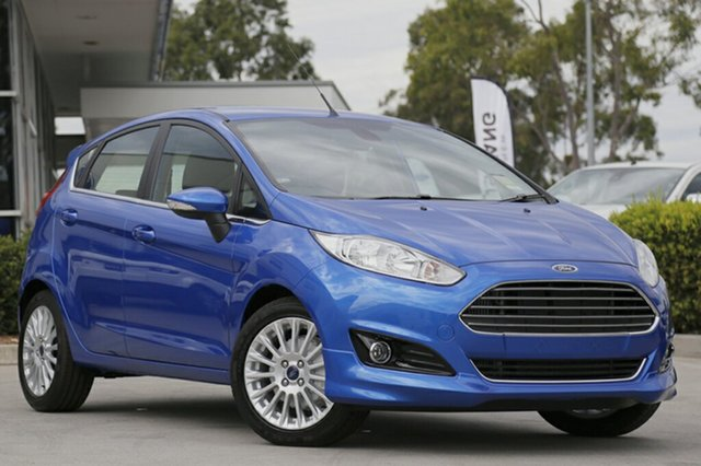 Discounted New Ford Fiesta Sport PwrShift, Narellan, 2016 Ford Fiesta Sport PwrShift Hatchback