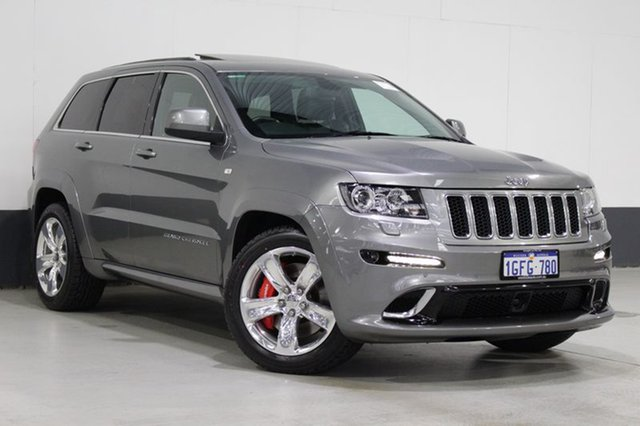Used Jeep Grand Cherokee SRT 8 (4x4), Bentley, 2013 Jeep Grand Cherokee SRT 8 (4x4) Wagon