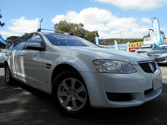 Used Holden Commodore Omega, Upper Ferntree Gully, 2010 Holden Commodore Omega Sportswagon