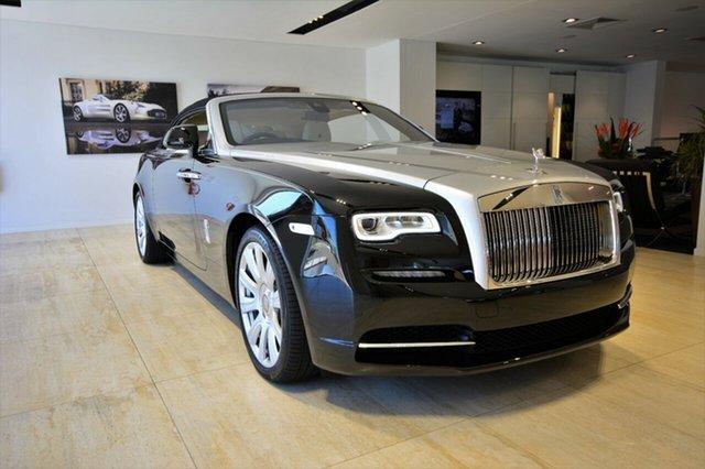 New Rolls-Royce Dawn, Southport, 2016 Rolls-Royce Dawn Convertible