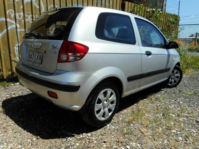 Used Hyundai Getz GL, Moorooka, 2002 Hyundai Getz GL TB Hatchback