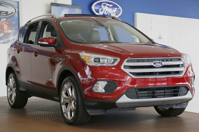 Discounted New Ford Escape Titanium AWD, Narellan, 2017 Ford Escape Titanium AWD Wagon