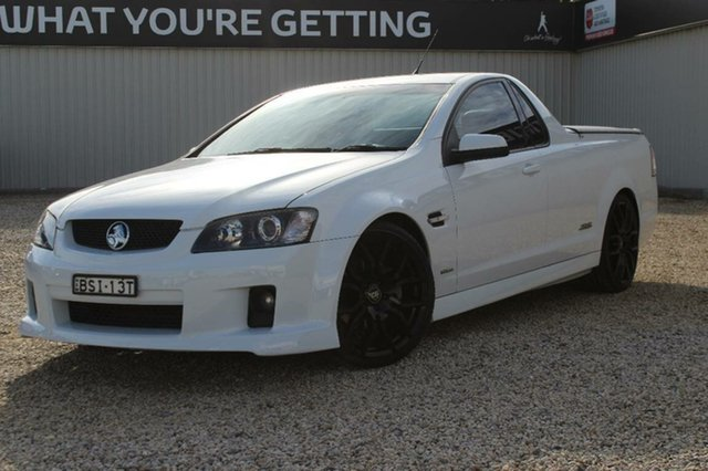 Used Holden Commodore SS-V, Southport, 2010 Holden Commodore SS-V Utility