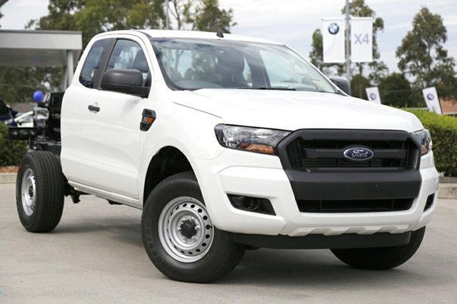 Discounted New Ford Ranger XL Super Cab, Narellan, 2016 Ford Ranger XL Super Cab Cab Chassis