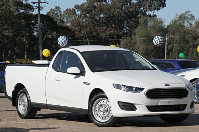 Discounted New Ford Falcon Ute Super Cab, Warwick Farm, 2016 Ford Falcon Ute Super Cab Utility