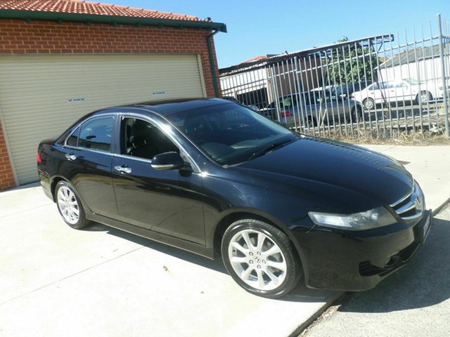 Used Honda Accord Euro Luxury, Mount Lawley, 2007 Honda Accord Euro Luxury Sedan