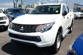 2017 Mitsubishi Triton GLX Double Cab Utility.